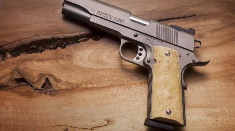 Cabot South Paw 1911