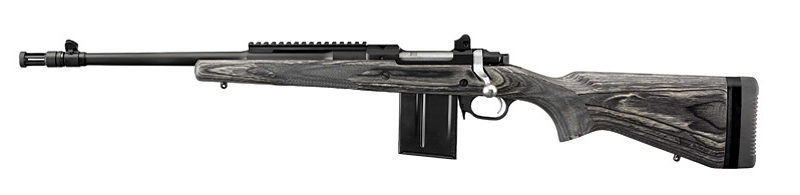 Ruger Gunsite Scout Rifle Left-Handed