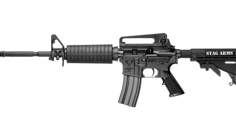 Stag Arms Model 1L Left-Handed AR15 Rifle